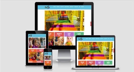 Prendoolys responsive website
