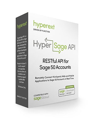 HyperSage API Boxed